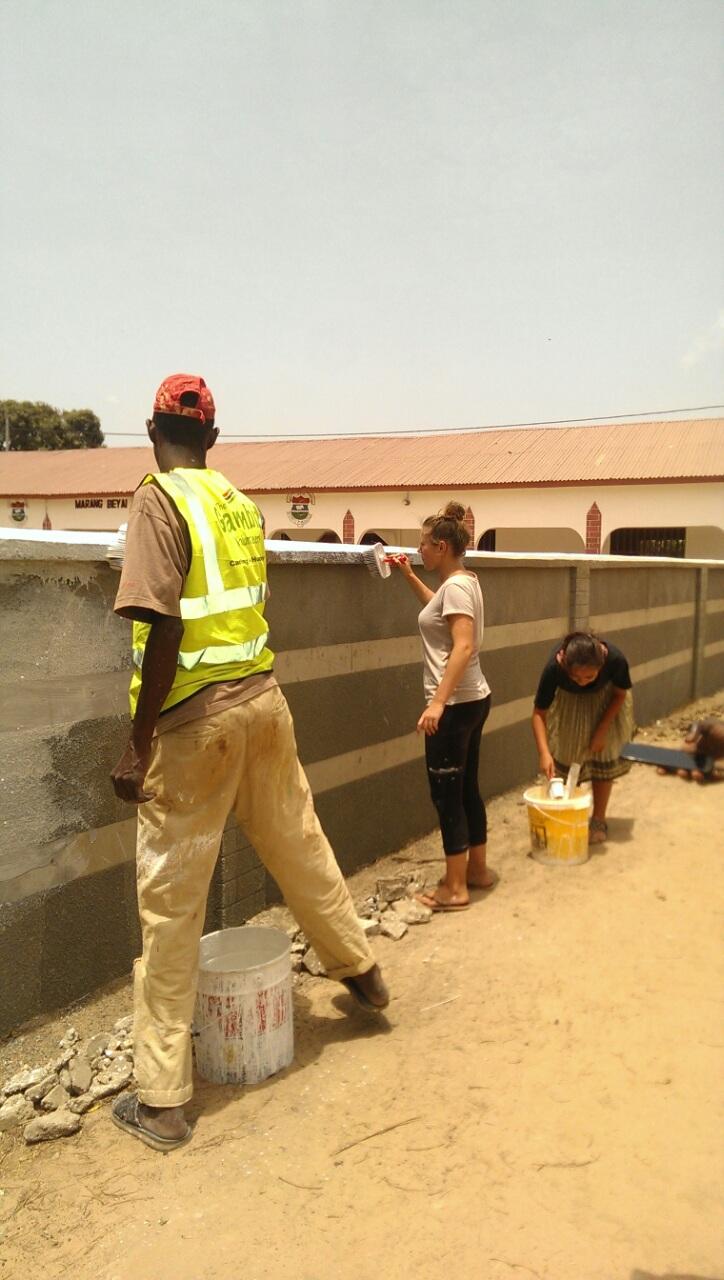 Gap Year Volunteering
