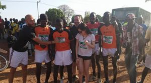 Bajana Marathon