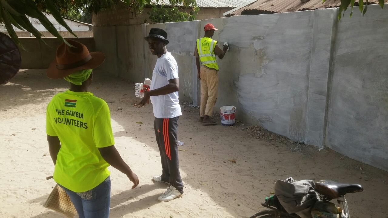 Uniformed Volunteers