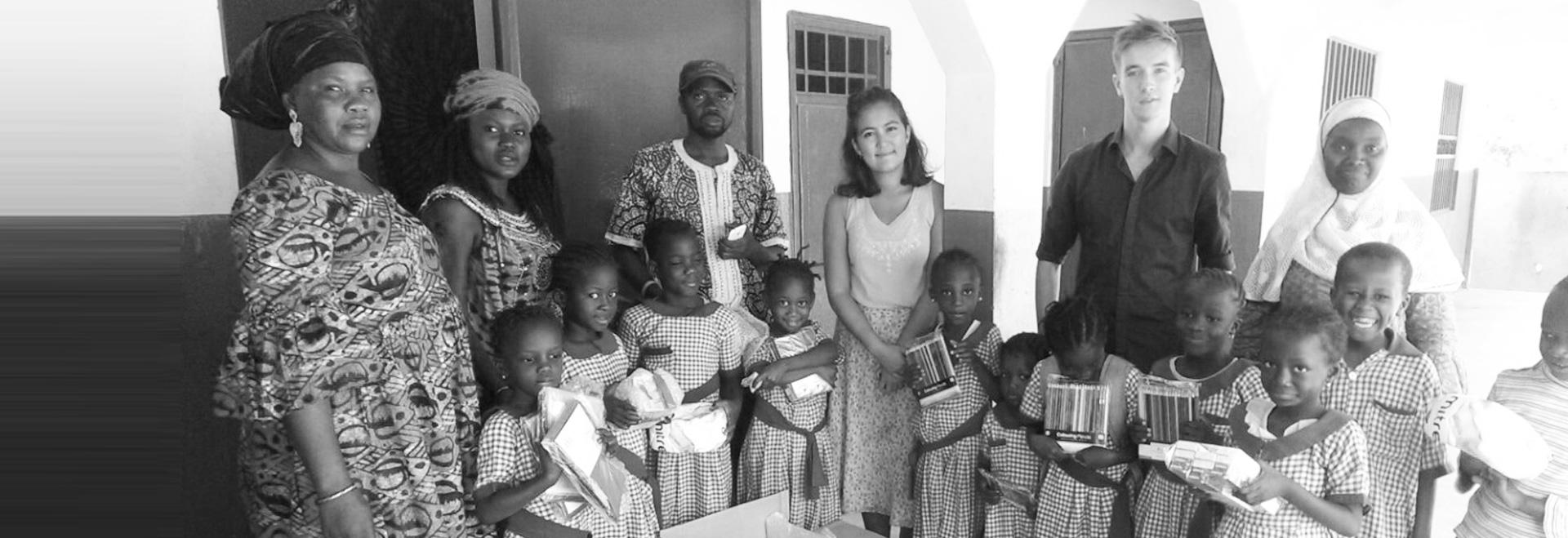 The Gambia Volunteers